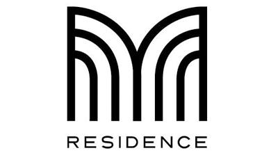 M. Residence Logo