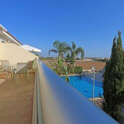 2 Bed First Floor Apartment In Sotira