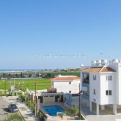 1 Bedroom Apartment In Paralimni