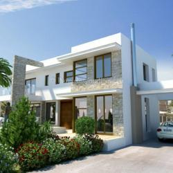 3 Bedroom Villa In Oroklini