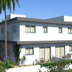 A Semi Detached Modern Unfurnished Three Bedroom Three Bathroom House For Sale In Pervolia Larnaca 5