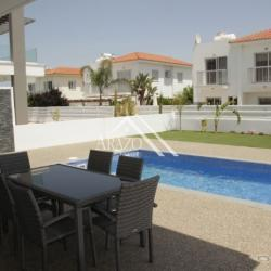 Arazo Estates 3 Bedroom Detached Villa In Pernera Court Yard