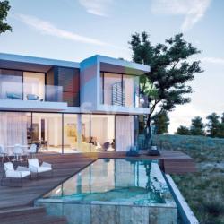 Villa For Sale In Agios Tychonas Limassol