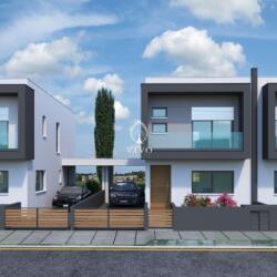 Under Construction Modern 3 Bedroom House In Ypsonas Limassol
