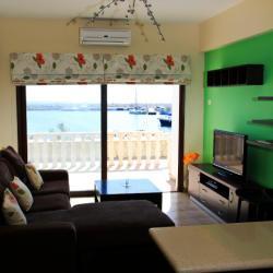 Zygi Apartment 55sqm Living Room