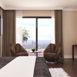 Paniotis Mansion Bedroom