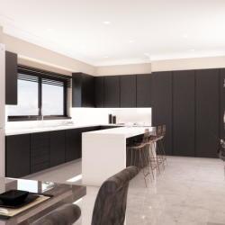 Paniotis Mansion Kitchen