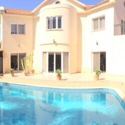 A Lovely Three Bedroom House With Private Pool Dekelia Road Larnaca