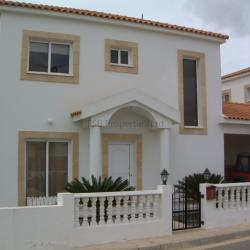 3 Bed Detached Villa Vrysoulles 1